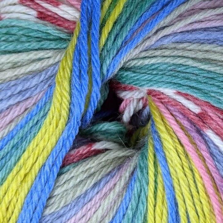 Adriafil Knitcol Yarn 50g - Marsh Mallows Fancy (089)