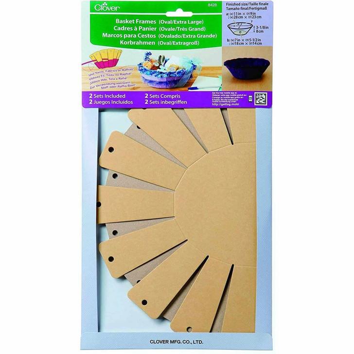 Clover Basket Frames - Oval / Extra Large