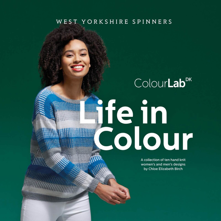 Collaboration in Design - WYS ColourLab Pattern Book