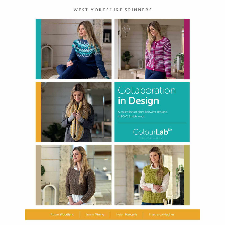 WYS Collaboration in Design - ColourLab Pattern Book