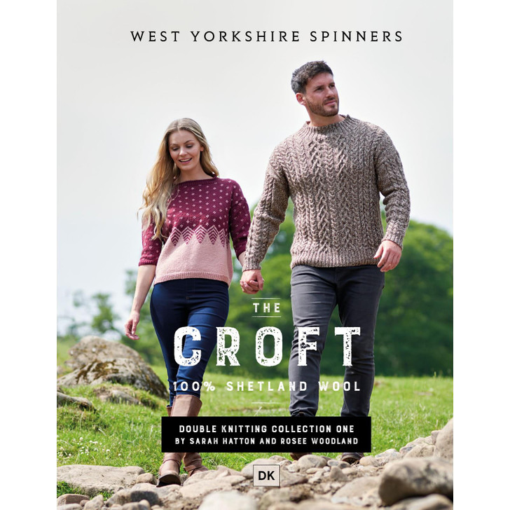 West Yorkshire Spinners The Croft DK Collecton One Pattern Book
