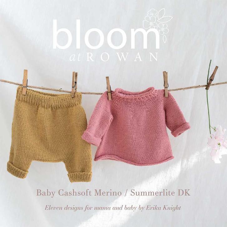Bloom at Rowan - Erika Knight Pattern Book