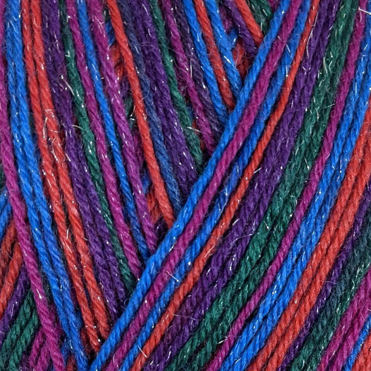 WYS Signature 4ply Yarn - 100g - Vintage Tinsel Sparkle (1051)