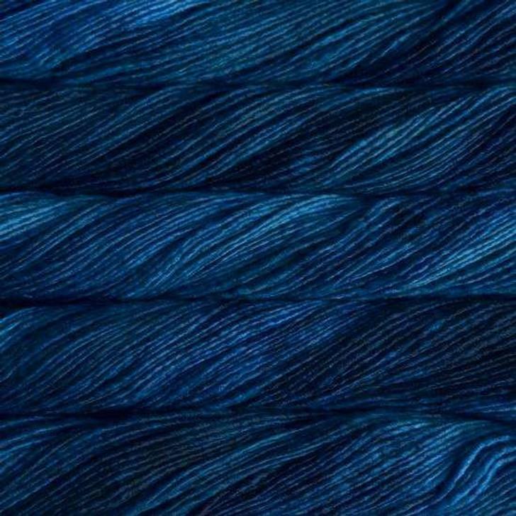 Malabrigo Merino Worsted Yarn - Azul Profundo (150)