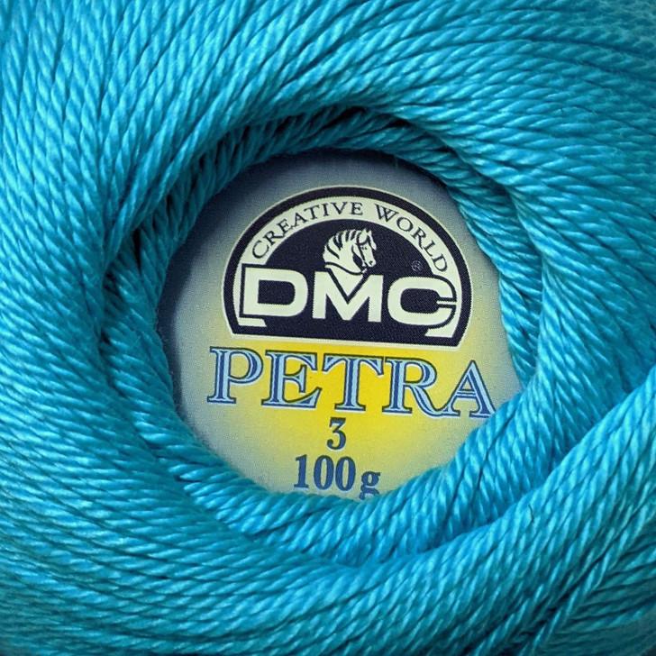 DMC Petra Crochet Thread - Colour: 53845 - Cotton - Size 3 - 100g
