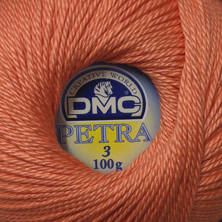 DMC Petra Crochet Thread - Colour: 5608 - Cotton - Size 3 - 100g