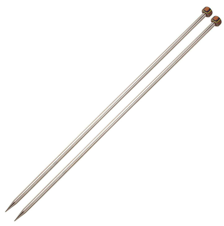 KnitPro Nova Metal 35cm Straight Needles