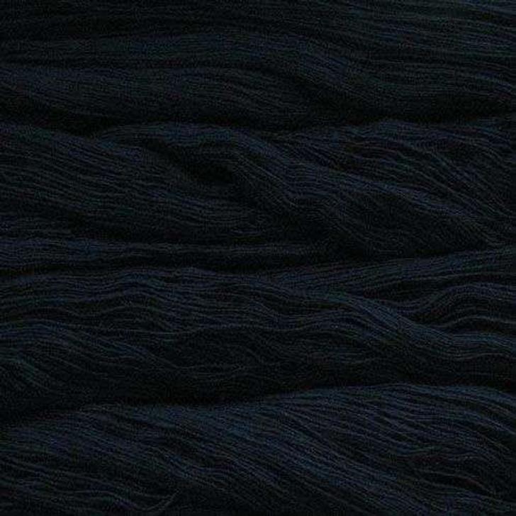 Malabrigo Lace Weight Yarn - Black (195)