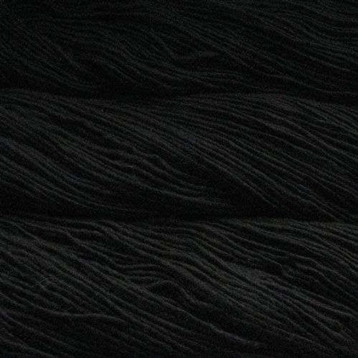 Malabrigo Merino Worsted Yarn - Black (195)