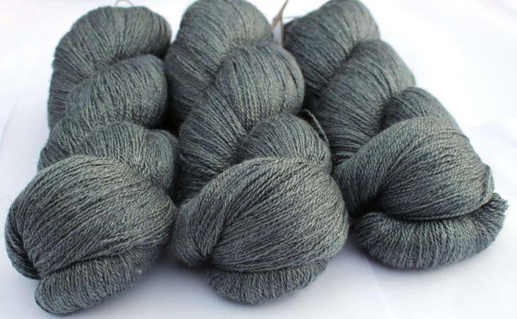Fyberspates Scrumptious Lace Yarn - Slate (506)