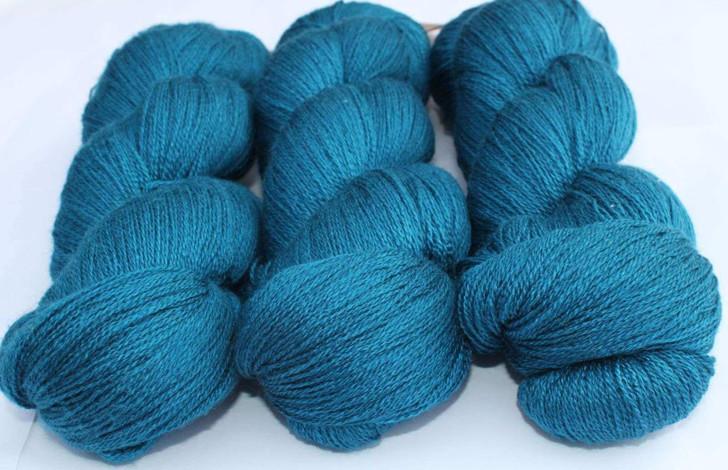 Fyberspates Scrumptious Lace Yarn - Teal (507)