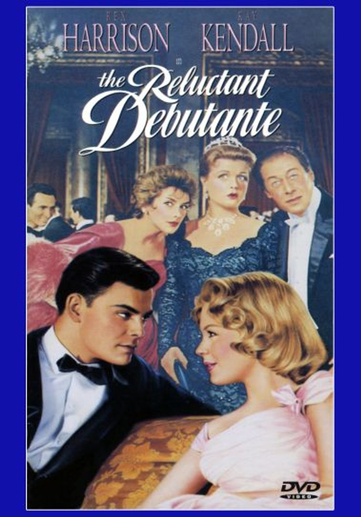 The Reluctant Debutante Dvd