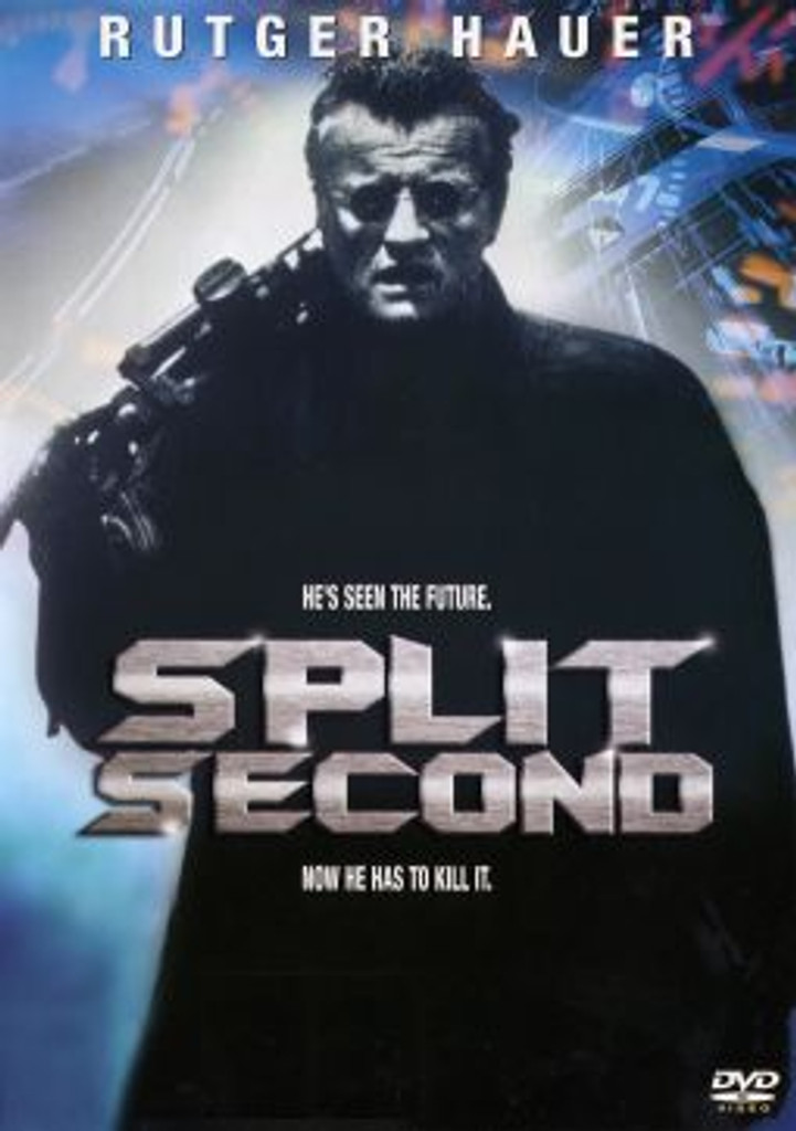 Split Second Rutger Hauer Dvd