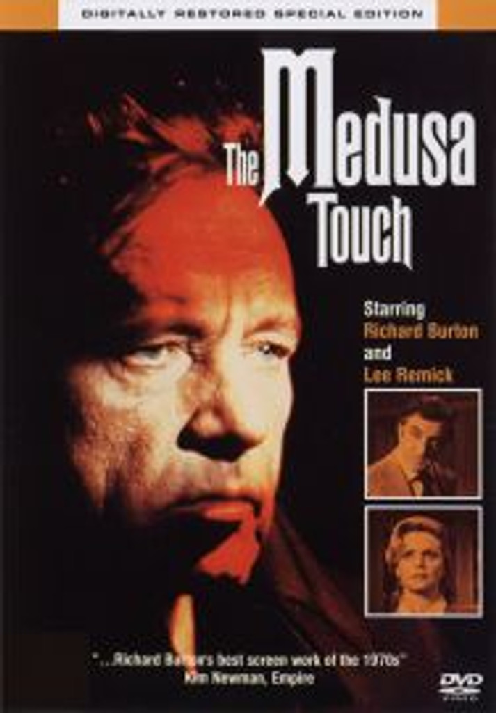 The Medusa Touch Richard Burton Dvd