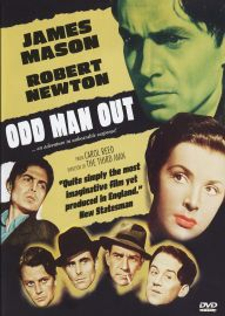Odd Man Out James Mason DVD