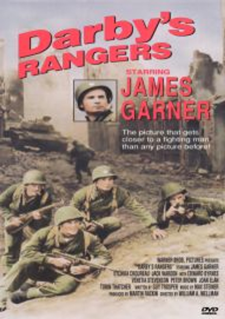 Darby's Rangers James Gardner DVD