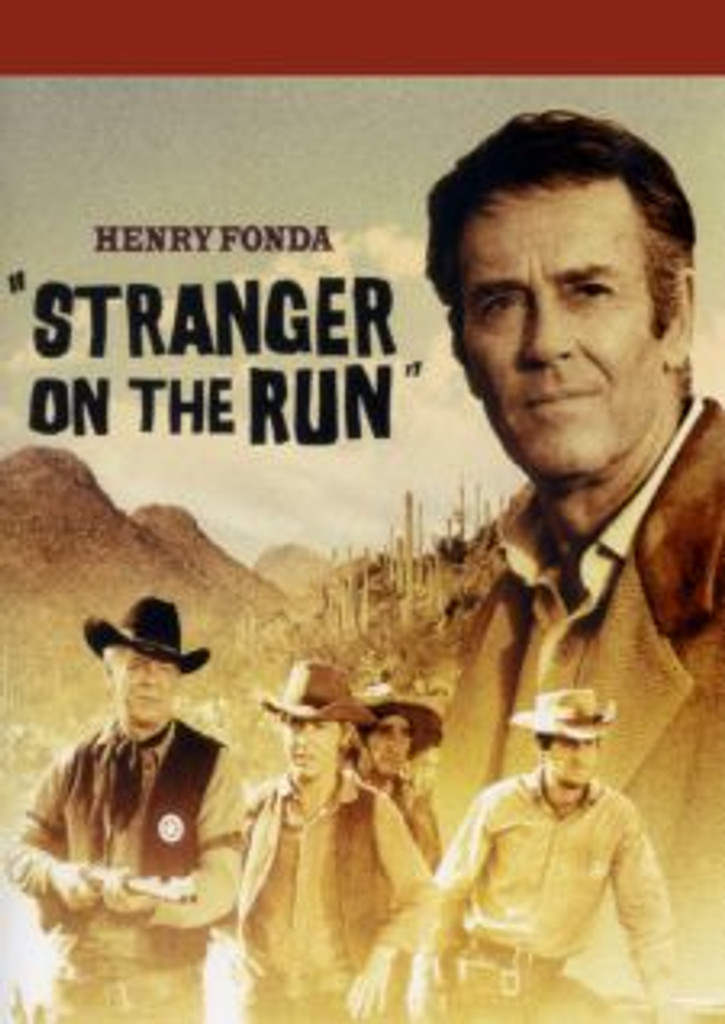 Stranger on the Run Henry Fonda DVD