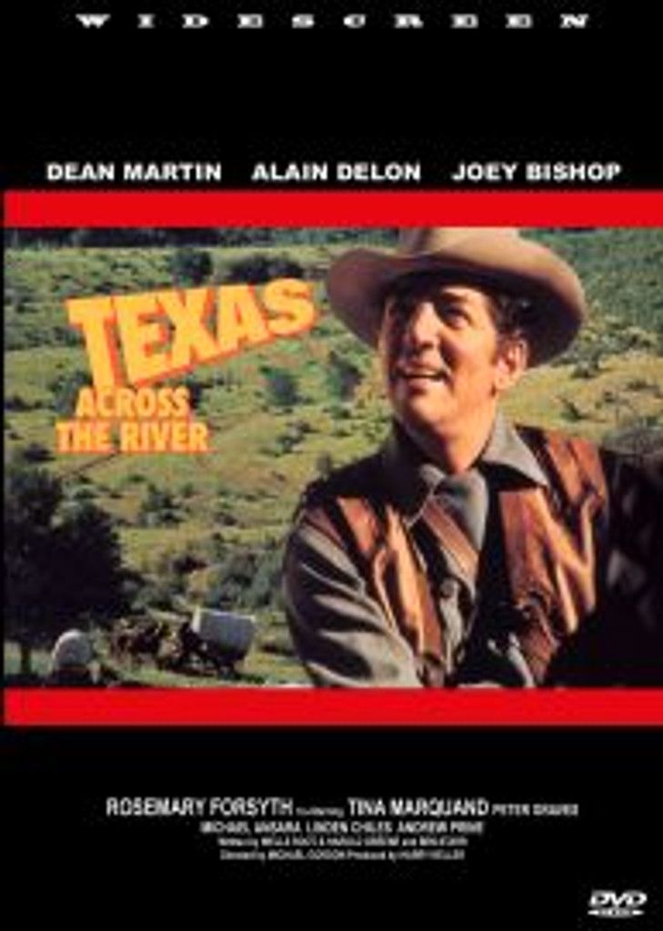 Texas Across the River DVD