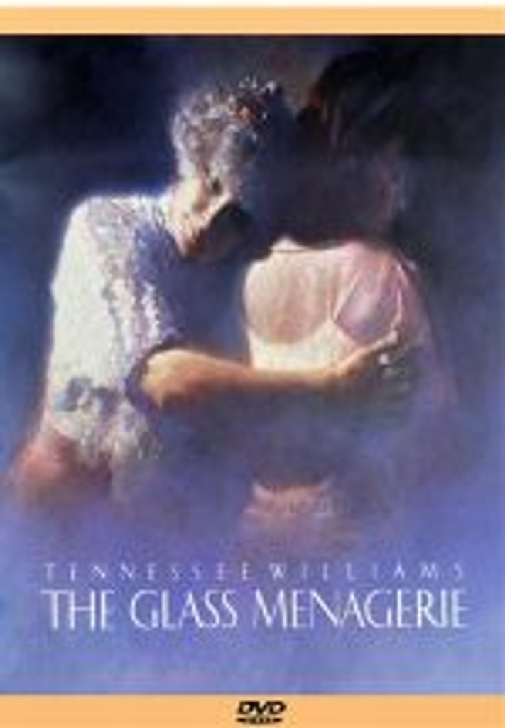 The Glass Menagerie John Malkovich Joanne Woodard DVD