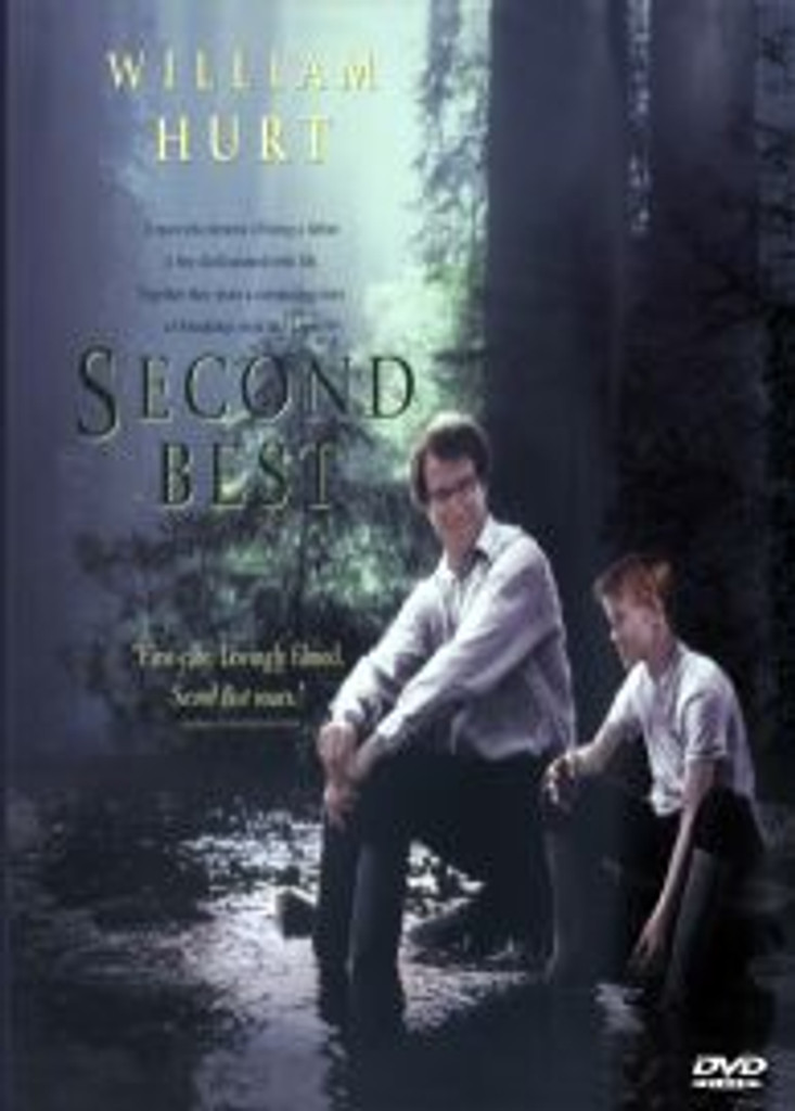 Second Best William Hurt DVD