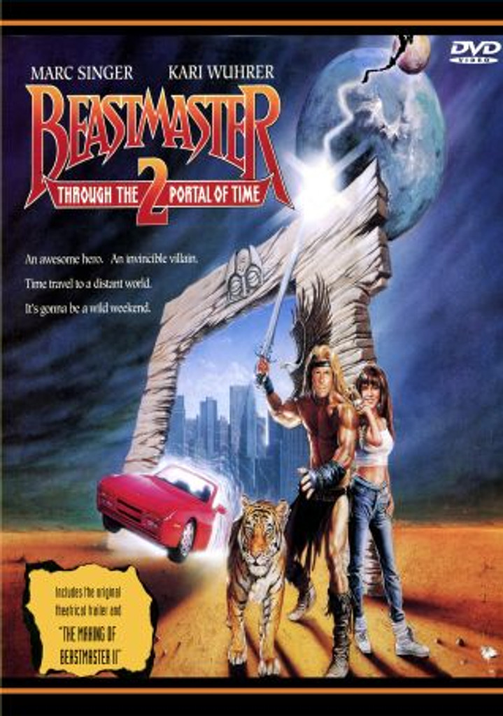 Beastmaster 2 Through the Portal of Time