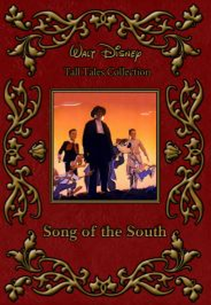 Song of the South Disney Classic DVD