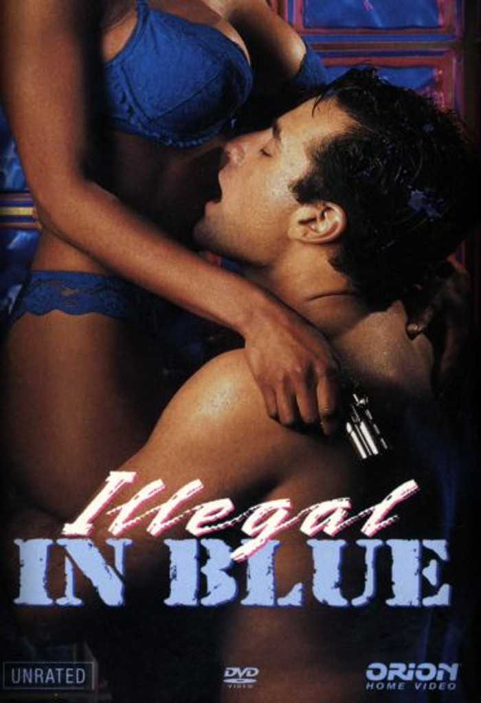 Illegal in Blue Stacey Dash DVD