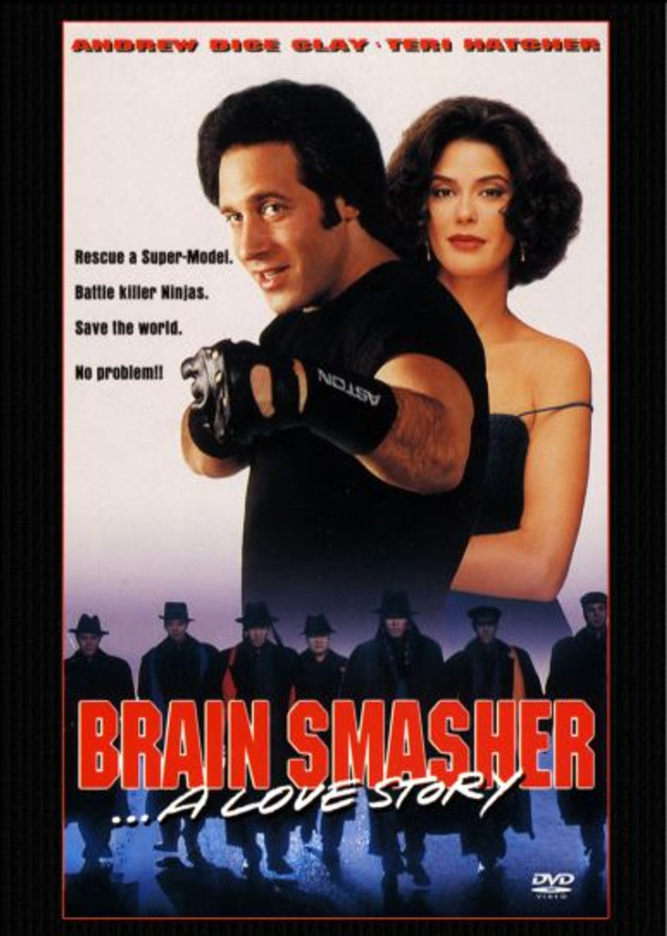 Brain Smasher... A Love Story DVD