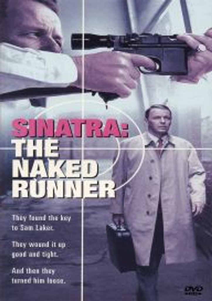 The Naked Runner Frank Sinatra Dvd