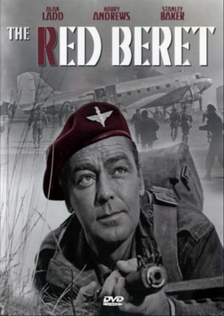 The Red Beret (a.k.a Paratrooper) DVD