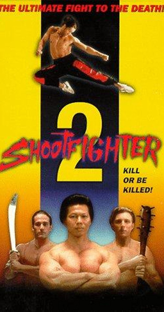 Shootfighter 2: Kill or Be Killed DVD