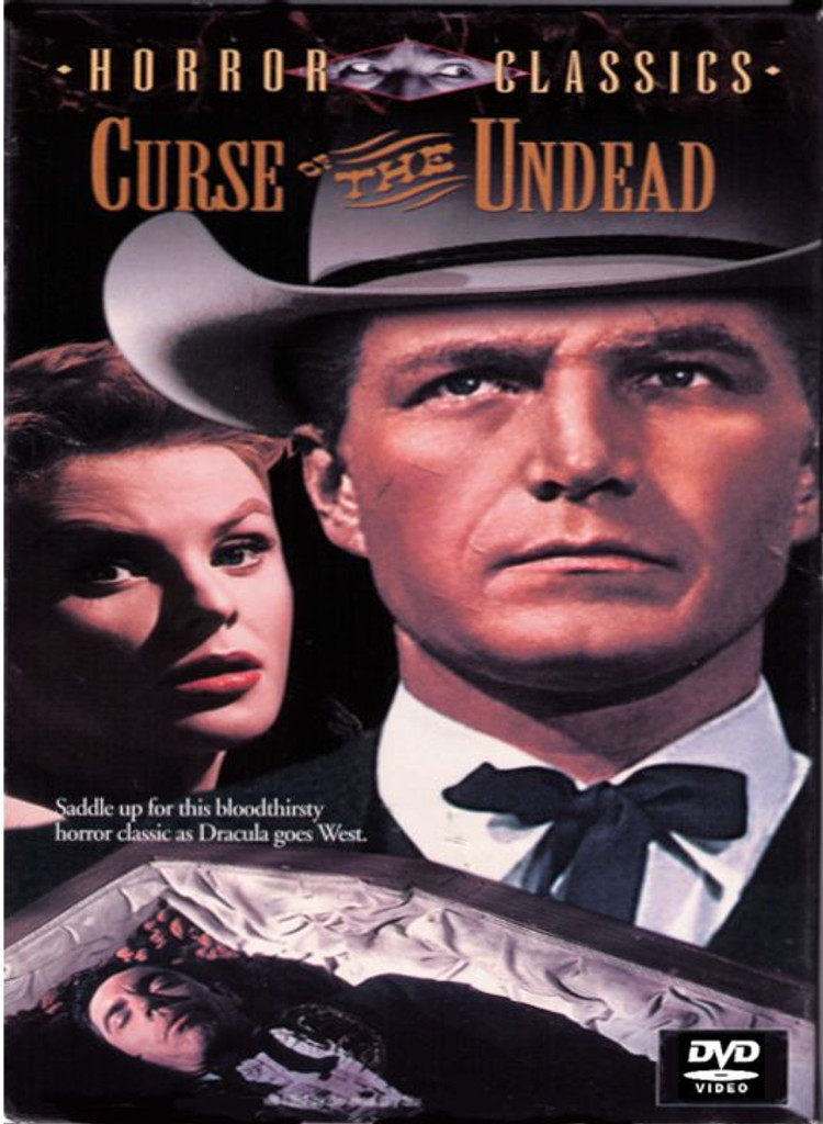 Curse of the Undead DVD