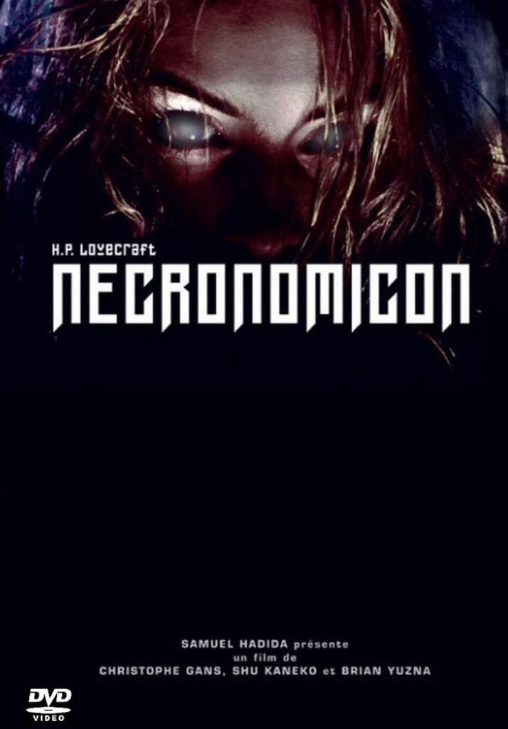 Necronomicon: Book of the Dead DVD