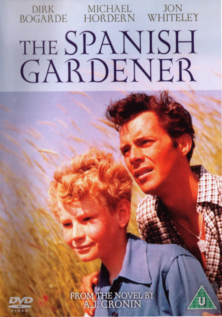 The Spanish Gardener DVD