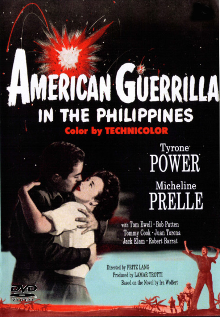 American Guerilla in the Philippines DVD