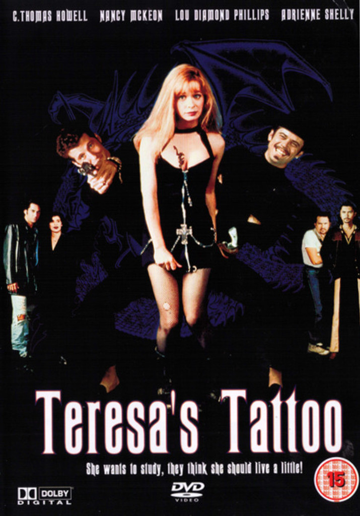 Teresa's Tattoo DVD