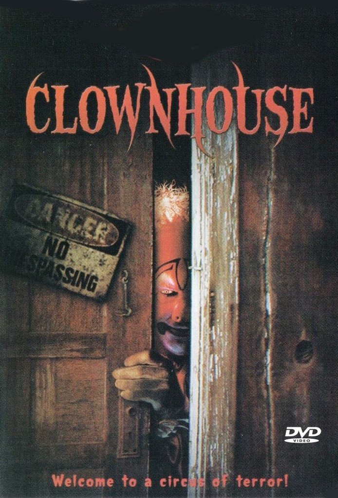 Clownhouse DVD