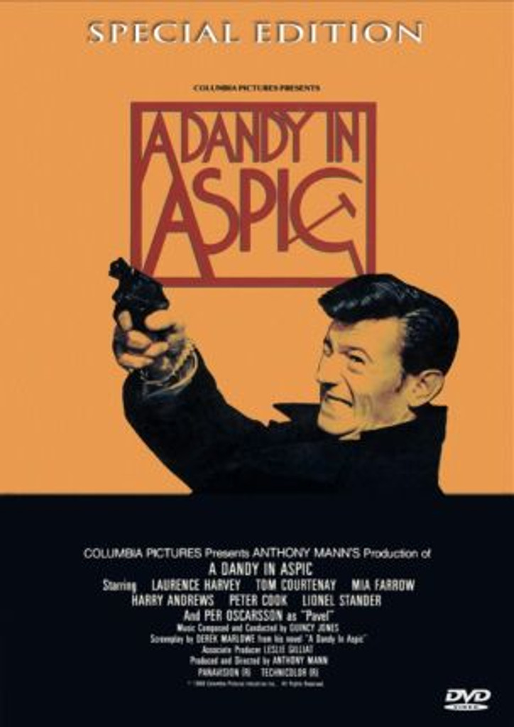 A Dandy in Aspic Dvd
