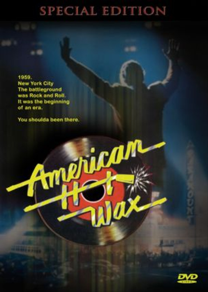 American Hot Wax Dvd