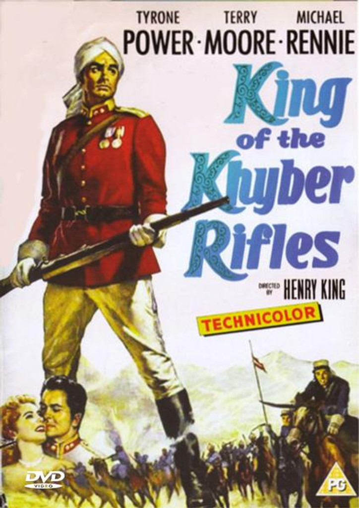 King of the Khyber Rifles Dvd