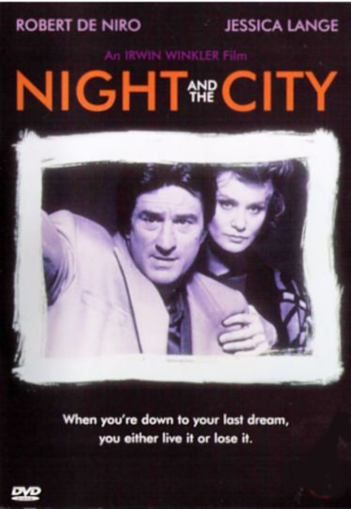 Night and the City Robert De Niro