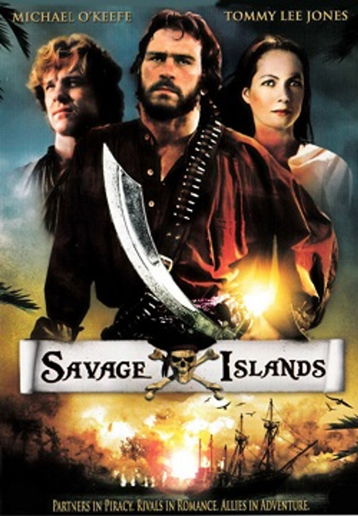 Savage Islands (a.k.a Nate and Hayes)