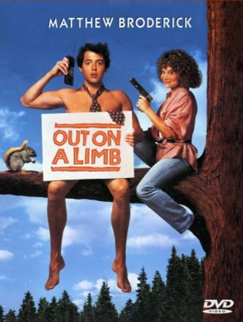 Out on a Limb Dvd