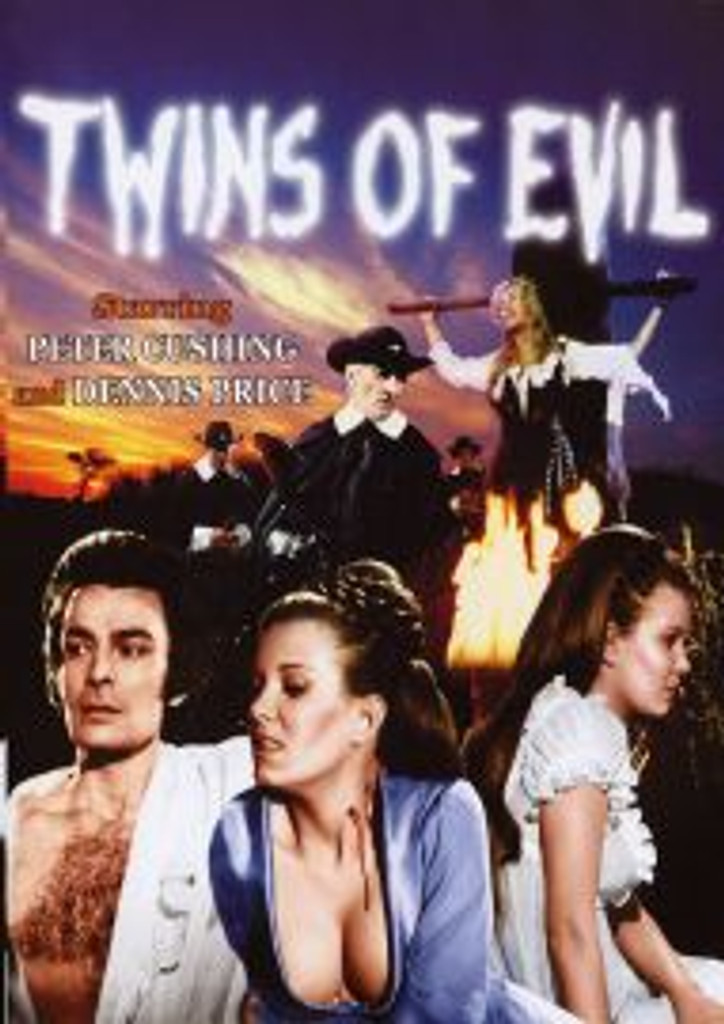 Twins of Evil Dvd