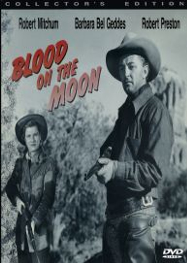 Blood on the Moon Dvd