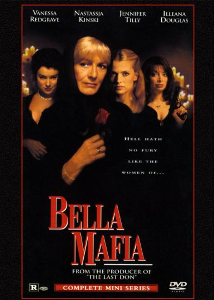 Bella Mafia Complete Mini Series Playable All-Regions Dvd