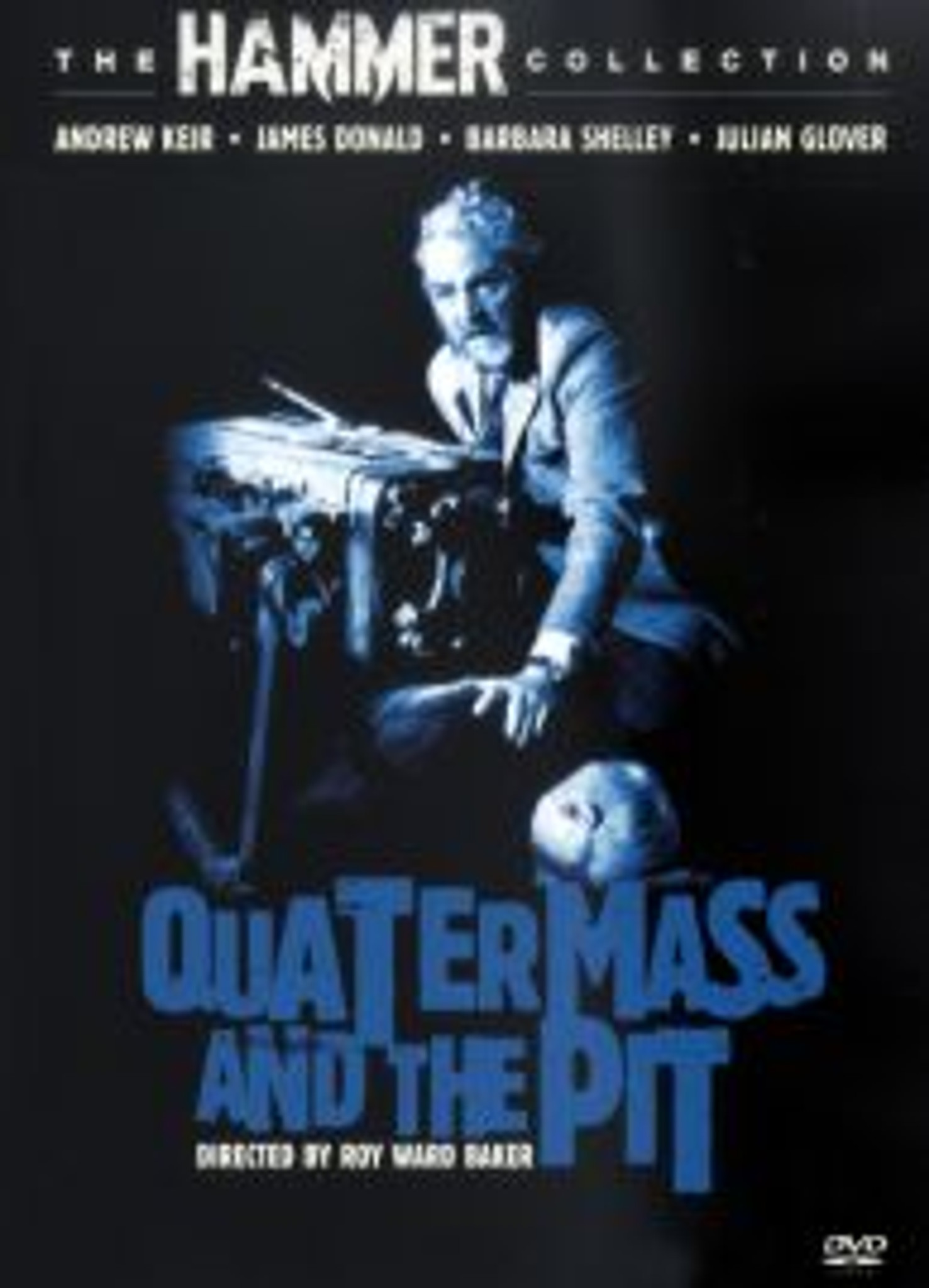Quatermass and the Pit James Donald Dvd