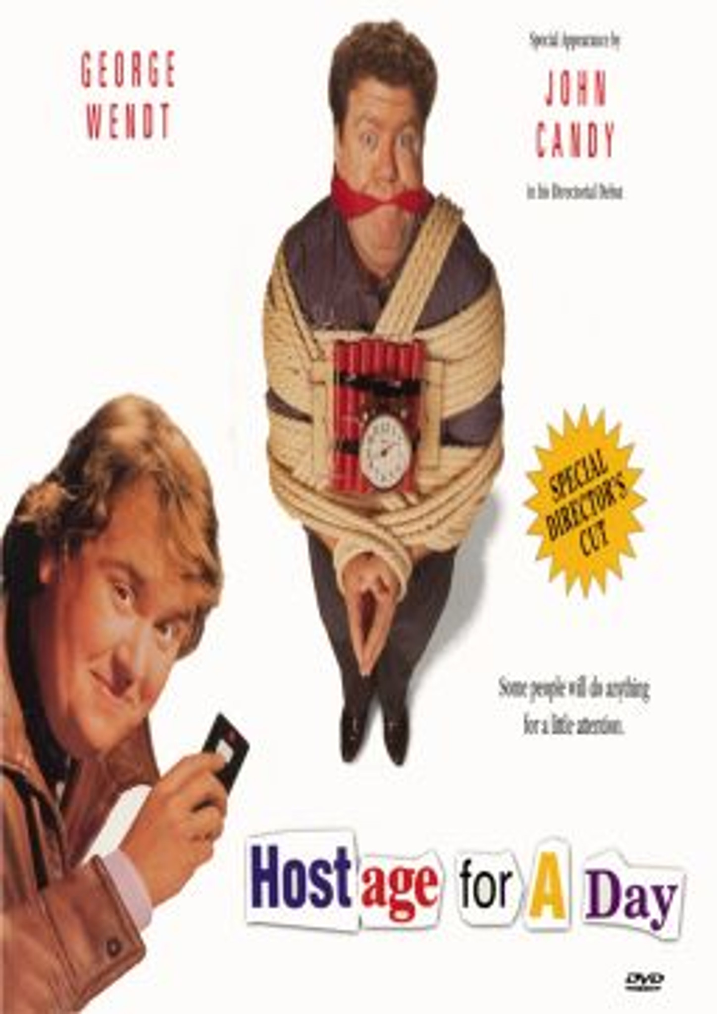 Hostage for A Day John Candy Dvd