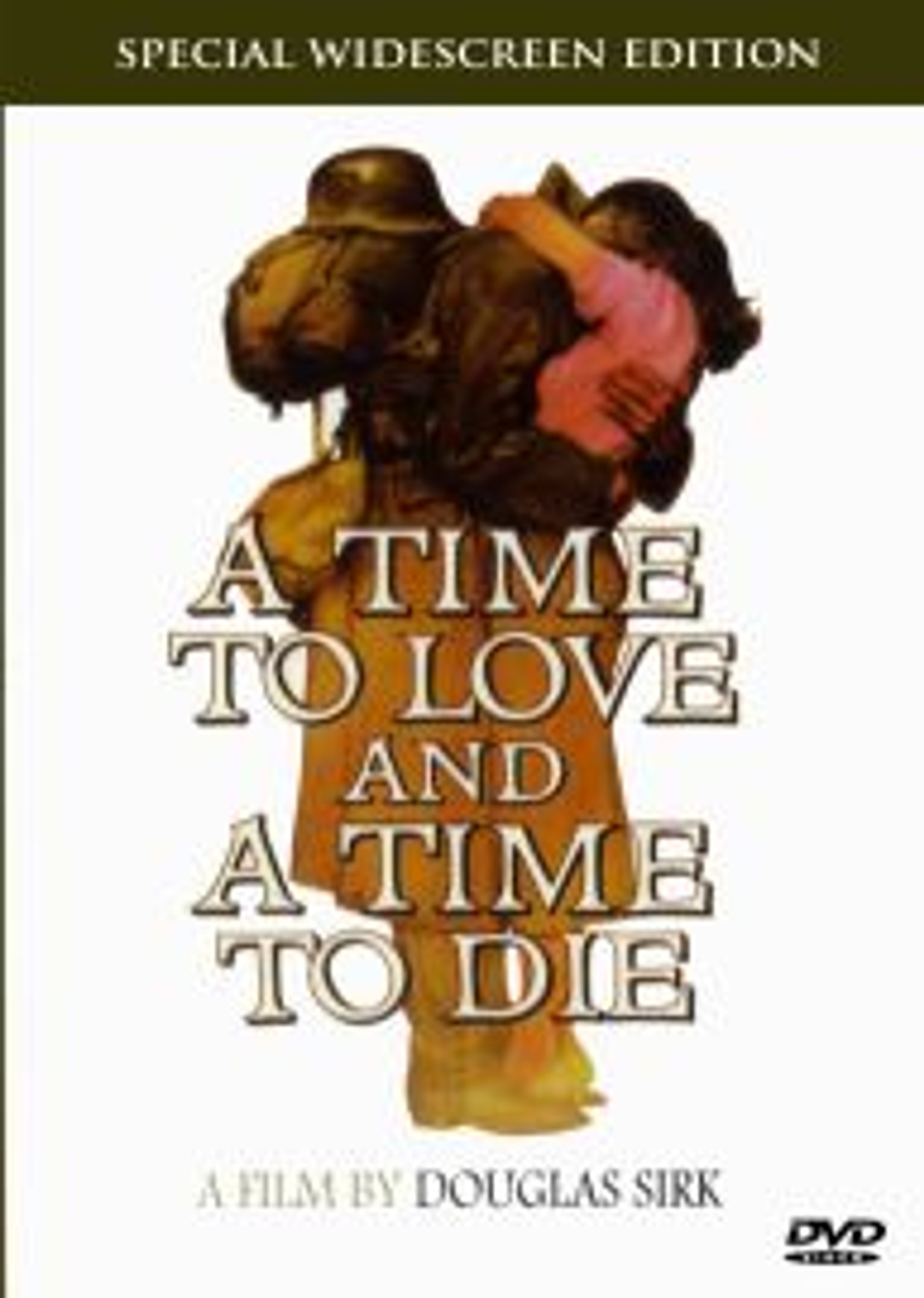A Time to Love and A Time to Die Dvd
