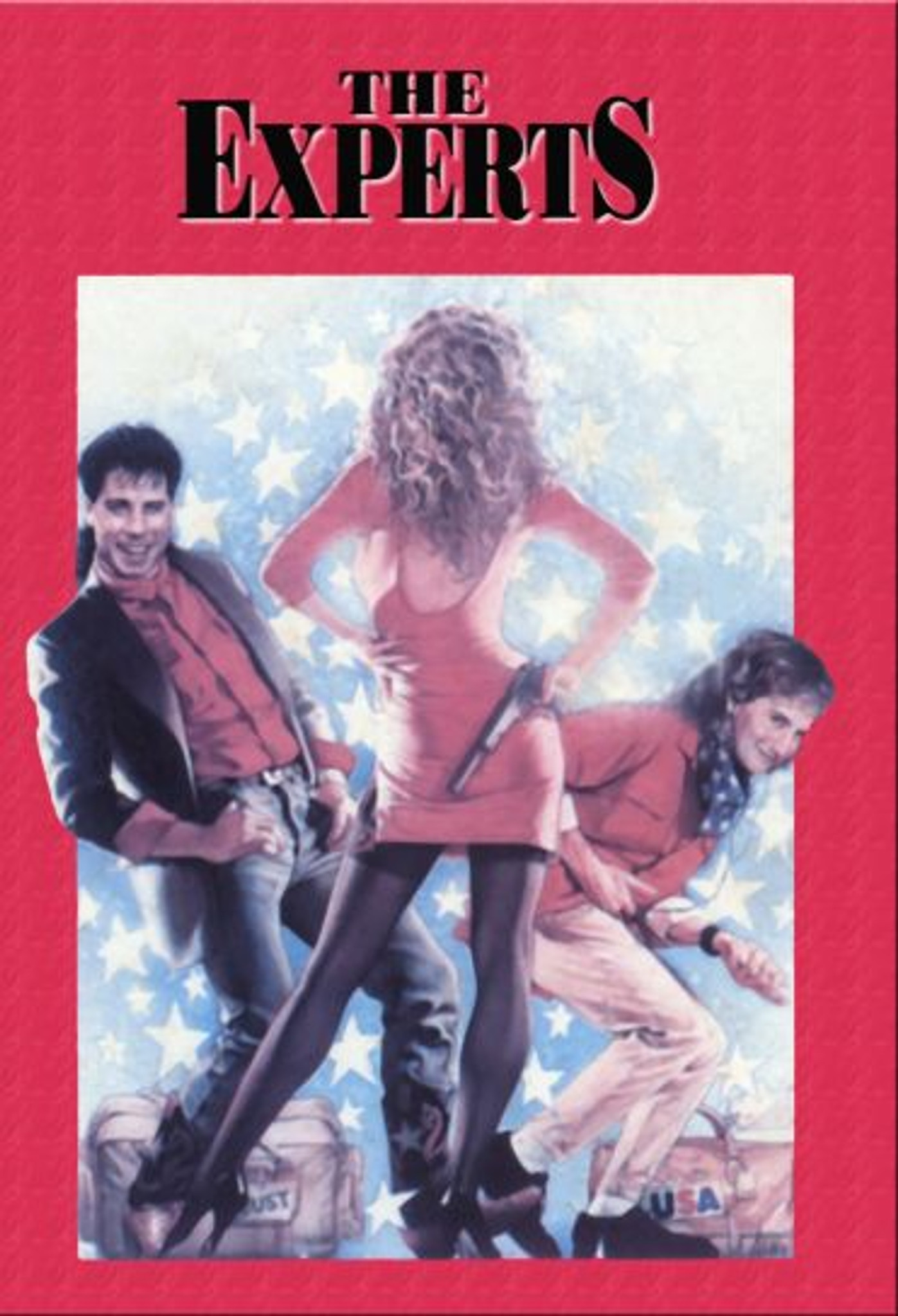 The Experts DVD